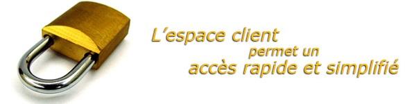 espace client en ligne