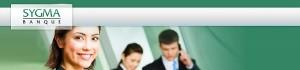 sygma banque service client
