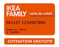 carte crédit Ikea Norrsken