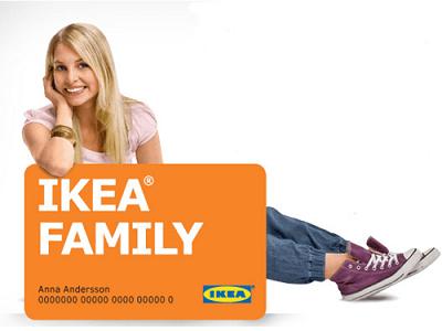 compte Ikea Family Avantages