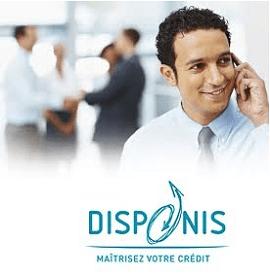 rachat de crédit disponis contact