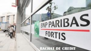 rachat de crédit fortis