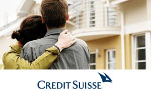 pret immobilier crédit suisse