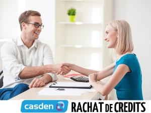 rachat de crédit Casden