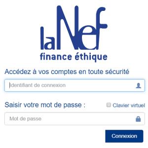 accéder à mon espace client La Nef