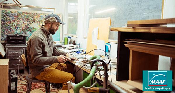 financement Maaf Assurances aux artisans