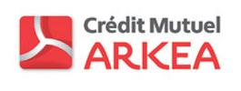 crédit mutuel arkéa logo