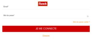 Connexion espace client My flunch
