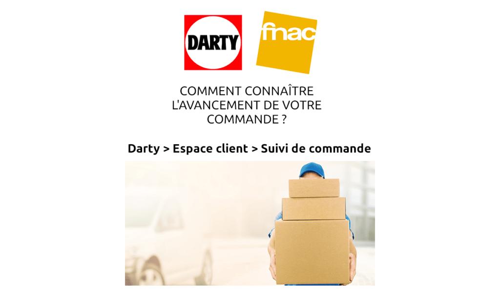 darty espace client suivi de commande