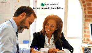 BNP Rachat de crédit immobilier