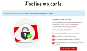 Casino.fr activer ma carte Casino et Casino Max